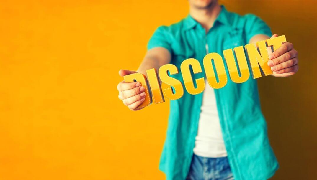 Tenants' offers and discounts…
