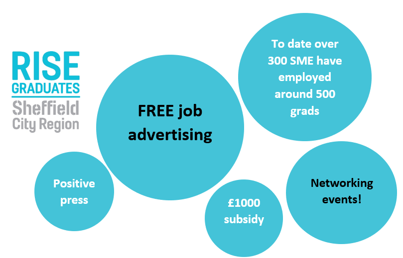 Last chance to take advantage of FREE graduate scheme from RISE!
