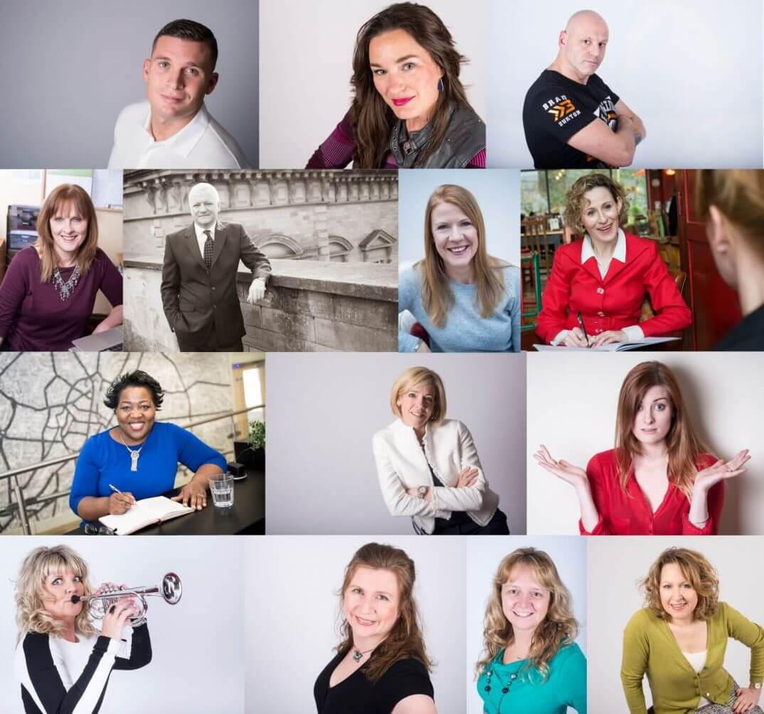 Get yourself noticed with a Professional Headshot!
